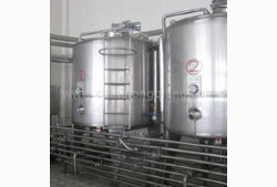 Condensed Milk Production Line