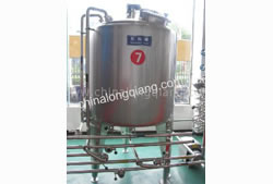 Vegetable Juice Beverage Production Line