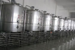 Fruit Juice Production Line