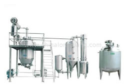 Thermal Reflux Distillation Concentrator