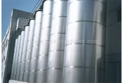 Large Outdoor Storage Tank